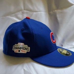 2016 Cubs World Series Champions Cap